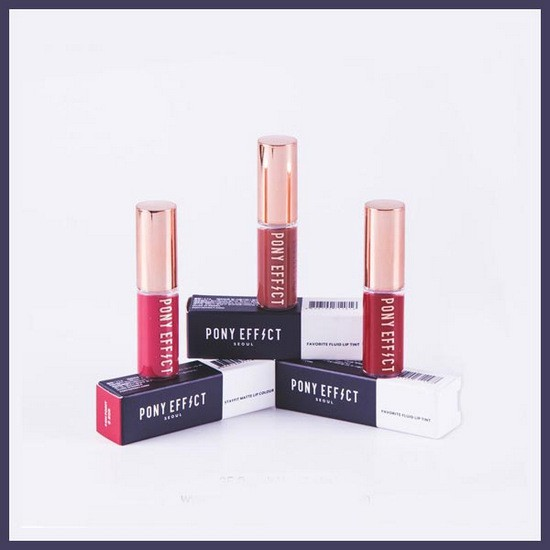 Son Kem Lì Pony Effect Stay Fit Matte Lip Color - Màu Flawless