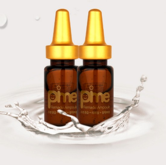 COMBO 3 Tinh Chất Tế Bào Gốc Nọc Ong Tăng Cường Độ Ẩm Nuôi Dưỡng Làn Da Khỏe Đẹp Pime Remade Ampoule 2g*3AE