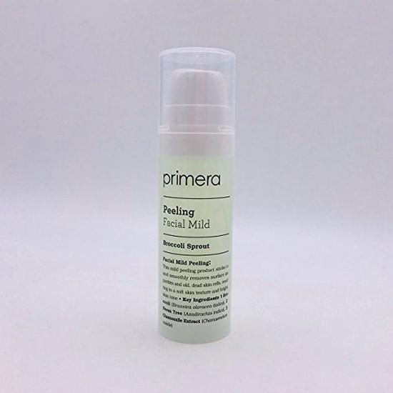 Gel Tẩy Tế Bào Chết Dịu Nhẹ Cho Da Chiết Xuất Từ Bông Cải Xanh Primera Peeling Facial Mild 15ml