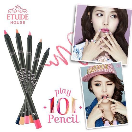 Chì Kẻ Đa Năng Etude House Play 101 Pencil