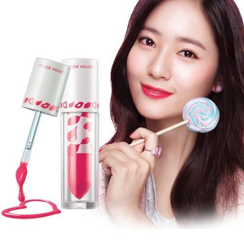 [Đồng giá 99K] Son Lì Dạng Kem Etude House Color in Liquid Lips