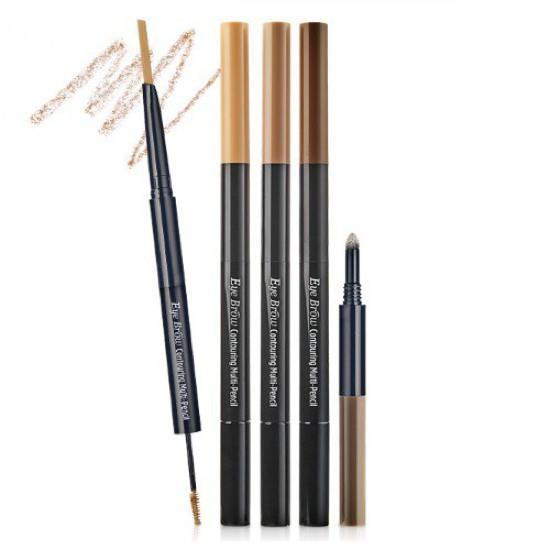 [Đồng Giá 99K] Chì Kẻ Mày Đa Năng 3 Trong 1 Etude House Eye Bow Contouring Multi Pencil (Màu #1-Honey Brown)