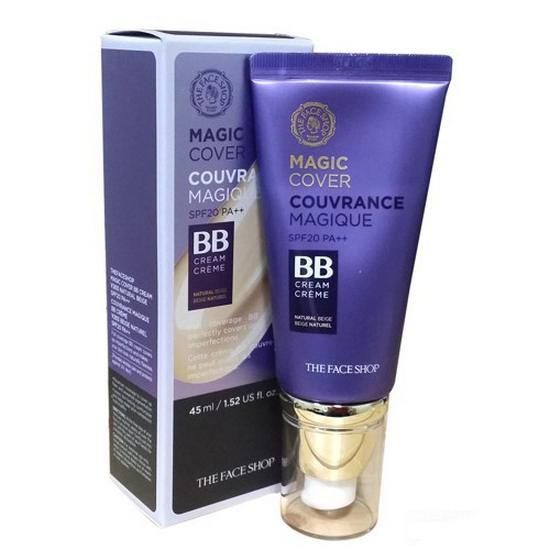 Kem BB Che Phủ Hoản Hảo Face It Magic Cover BB Cream SPF20/PA++ 45ml