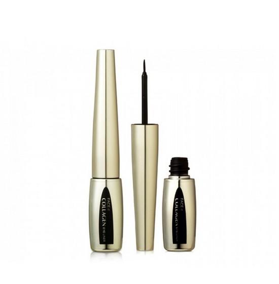 Kẻ Mắt Nước Chiết Xuất Collagen Dưỡng Mi The Face Shop Face It Collagen Eyeliner