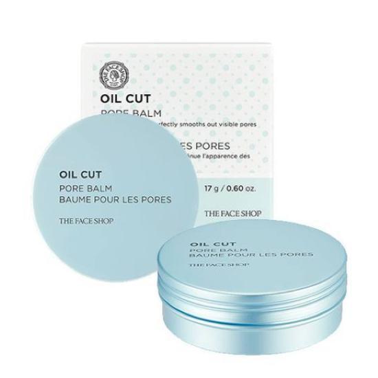 Kem Lót Kiềm Dầu Và Se Lỗ Chân Lông The Face Shop Oil Cut Pore Balm 17g (Mới 2016)