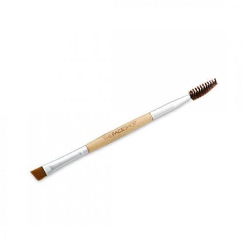 Cọ Tán Chân Mày 2 Đầu The Face Shop Daily Beauty Tools Dual Eyebrow Brush
