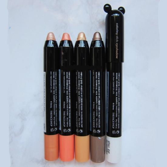 [Đồng Giá] Sáp Đánh Màu Mắt Ánh Nhũ The Face Shop Color Stick Eyeshadow 1.6g (Phiên Bản Disney)