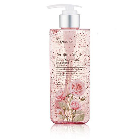 Sữa Tắm Nước Hoa The Face Shop Perfume Seed Capsule Body Wash 300ml