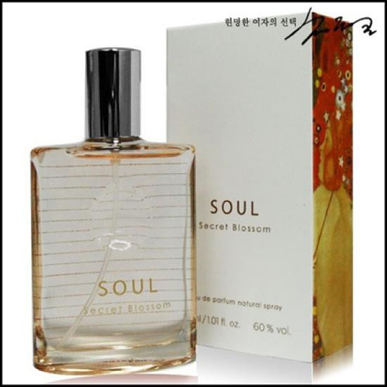 Nước Hoa Dạng Xịt The Face Shop Soul Secret Blossom 30ml