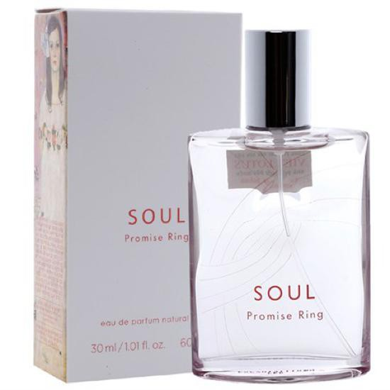 Nước Hoa Dạng Xịt The Face Shop Soul Promise Ring 30ml