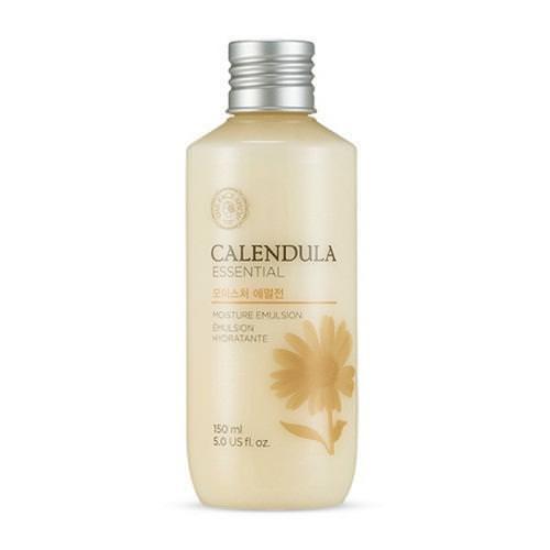 Sữa Dưỡng Làm Dịu Da Và Ngăn Ngừa Lão Hóa The Face Shop Calendula Essental Moisture Emulsion 150ml
