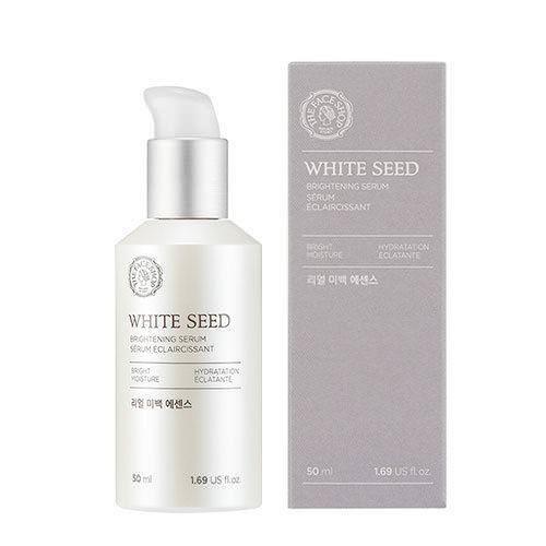 Tinh Chất Đặc Trị Làm Trắng Sáng Da The Face Shop White Seed Brightening Serum 50ml (Mới 2016)