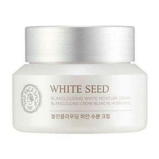 Kem Dưỡng Ẩm Trắng Da The Face Shop White Seed Blanclouding Moisture Cream 50ml