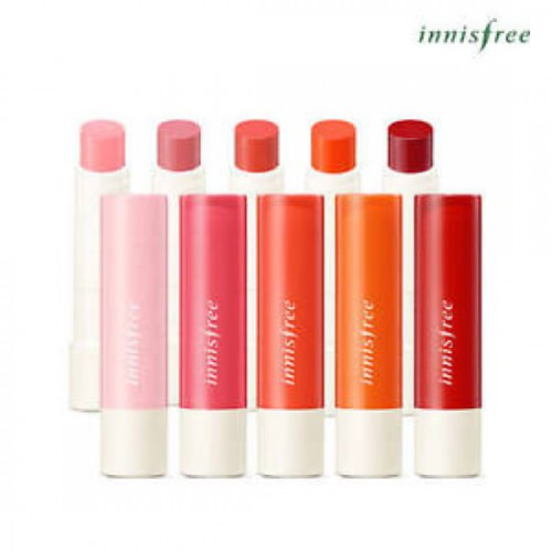 [BIG SALE] Son Dưỡng Môi Innisfree Glow Eco Flower Tint Balm 3.5g
