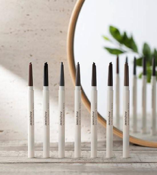 Chì Kẻ Mày Innisfree Auto Eyebrow Pencil (Phiên bản mới 2016) - BIG SALE