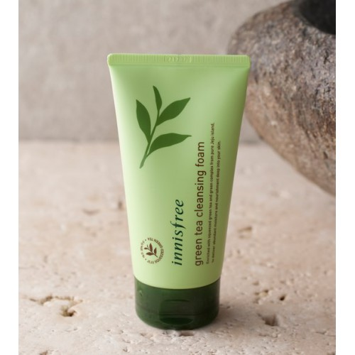 [BEST SELLER] Sữa Rửa Mặt Trà Xanh Innisfree Green Tea Cleansing Foam 150ml