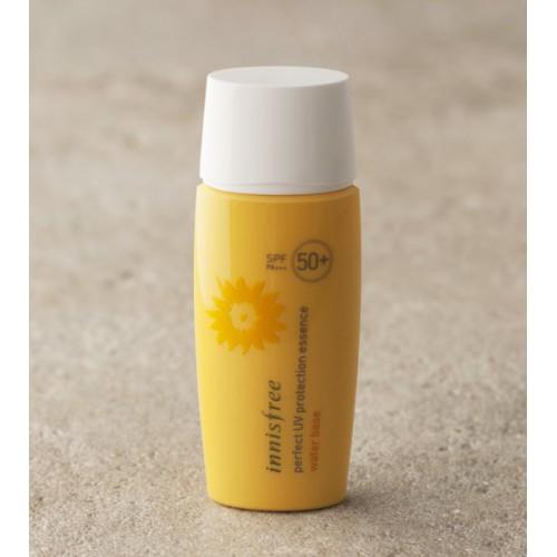 [BIG SALE] Kem Chống Nắng Innsfree Perfect UV Protection Essence Water Base SPF50+ PA+++ 50ml
