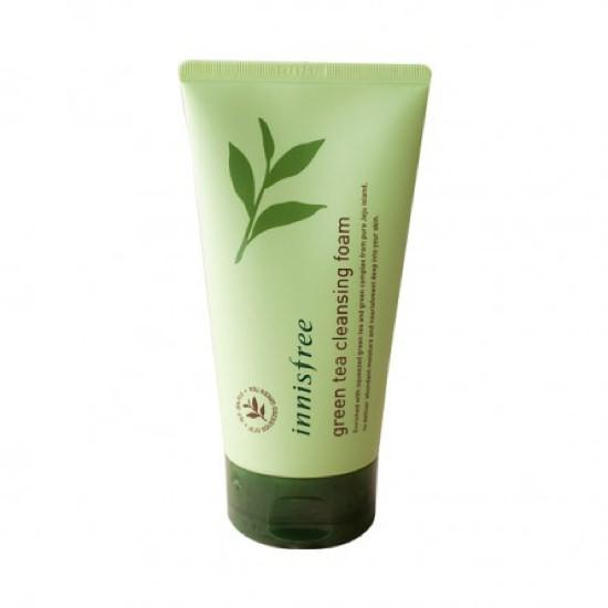 Sữa Rửa Mặt Trà Xanh Innisfree Green Tea Cleansing Foam 30ml