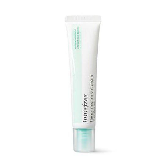 [ BIG DEALS ] Kem Dưỡng Ẩm Dành Cho Da Nhạy Cảm Innisfree The Minimum Moist Cream For Sensitive Skin 40ml