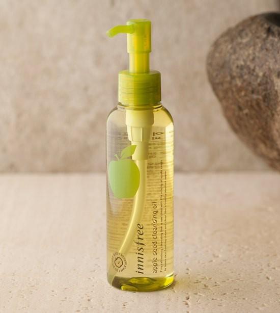 Dầu Tẩy Trang Táo Innisfree Apple Seed Cleansing Oil 150ml