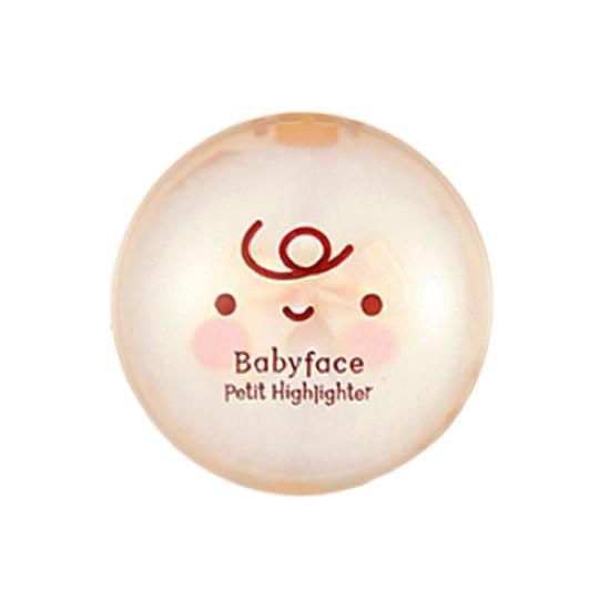[ĐỒNG GIÁ 49K] Phấn Má Hồng Highlight It's Skin Baby Face Petit Highlighter (Màu Hồng Satin)
