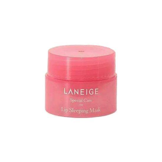 Mặt Nạ Ngủ Dưỡng Ẩm Môi Và Phục Hồi Môi Thâm Laneige Special Care Lip Sleeping Mask 3g (Dùng Thử)