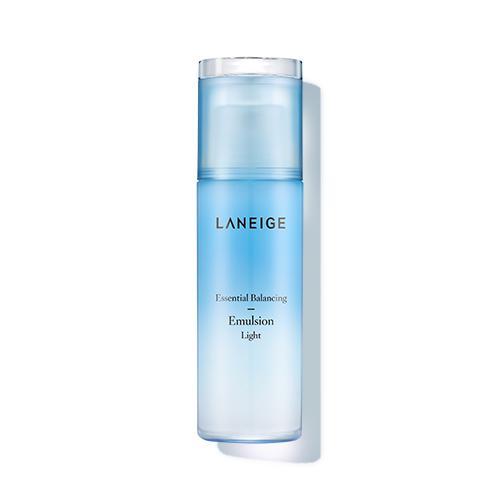 [BIG SALE] Sữa Dưỡng Ẩm Cho Da Dầu Laneige Essential Balancing Emulsion Light 120ml