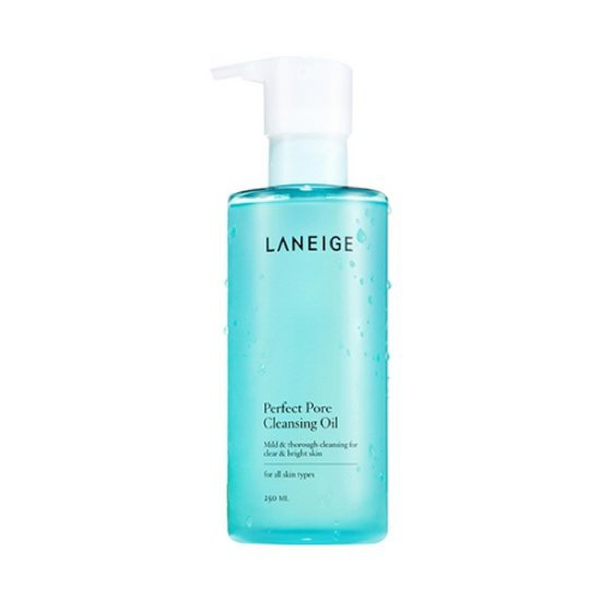 [BIG SALE] Dầu Tẩy Trang Làm Sạch Lỗ Chân Lông Laneige Perfect Pore Cleansing Oil 250ml