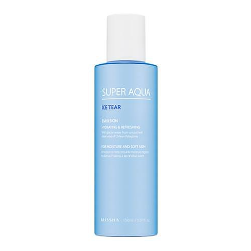 Sữa Dưỡng Ẩm Và Mịn Da Missha Super Aqua Ice Tear Emulsion 150ml