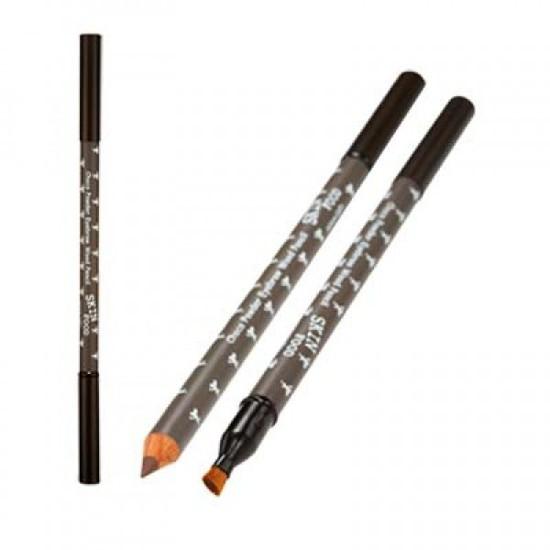 Chì Kẻ Chân Mày SkinFood Choco Powder Eyebrow Wood Pencil