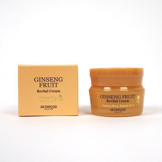 Kem dưỡng săn chắc da Skinfood Ginseng Fruit Revital Cream 50ml