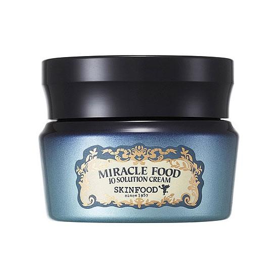 Kem dưỡng sáng da và ngăn ngừa lão hóa skinfood miracle food 10 solution cream 50g