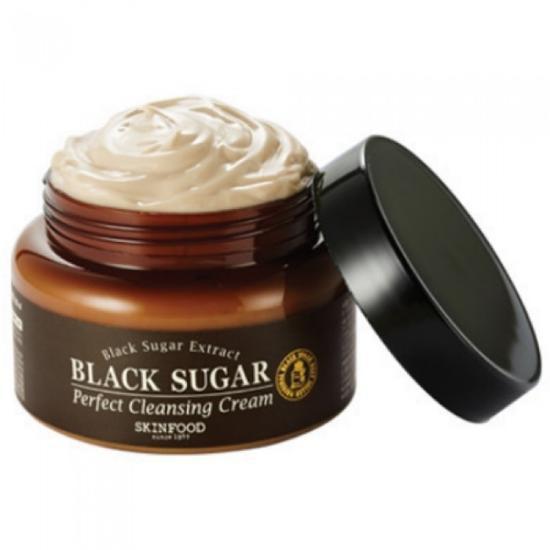 Kem Tẩy Trang Đường Đen Skinfood Black Sugar Perfect Cleansing Cream 230ml