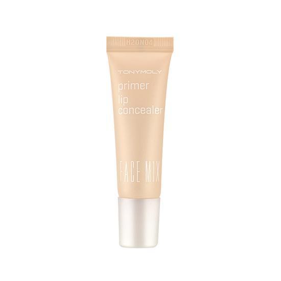 Kem Lót Và Che Khuyết Điểm Môi Tonymoly Facemix Primer lip Concealer 9g