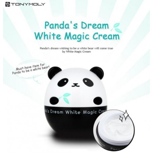 Kem Dưỡng Trắng Da Tonymoly Panda's Dream White Magic Cream 50ml