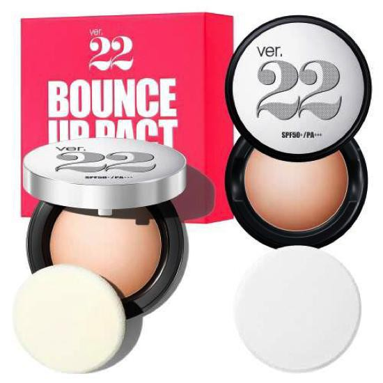 [BIG SALES] Phấn Tươi Chosungah Bounce Up Pact Ver 22 SPF 50/PA+++ 11g
