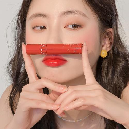 [New Color] Son Tint Lì Mềm Mịn Môi Romand Juicy Lasting Tint 4.8g