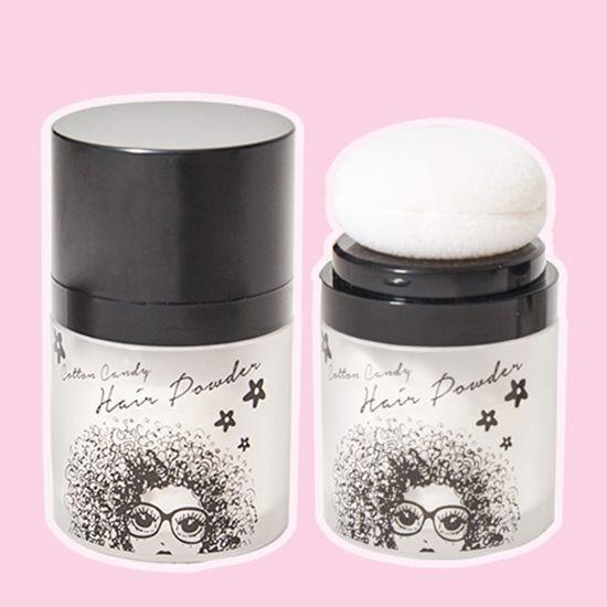 Bông Bột Tóc Tạo Nếp Và Giảm Dầu Tóc Roroko Cotton Candy Hair Powder