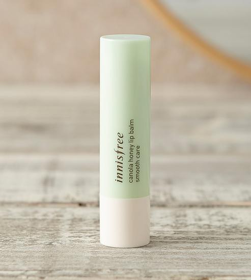 [BIG SALE] Son Dưỡng Mềm Mịn Môi Innisfree Canola Honey Lip Balm Smooth Care