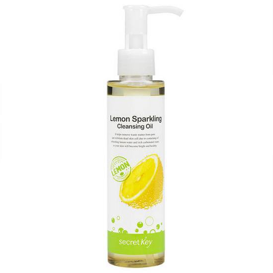 Dầu Tẩy Trang Secret Key Lemon Sparkling Cleansing Oil