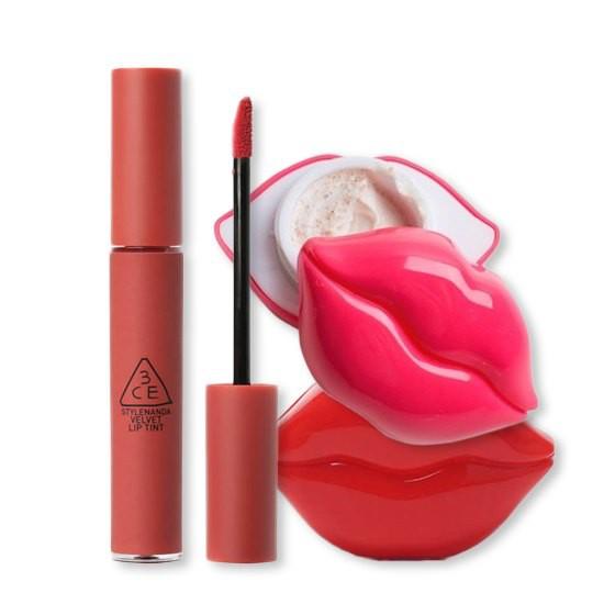 Set Trang Điểm Và Dưỡng Môi Love Your Lip (3 Sản Phẩm)