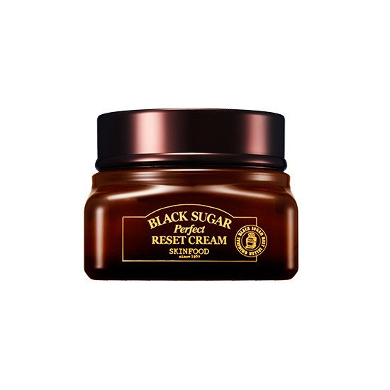Kem Dưỡng Da Hoàn Hảo Skinfood Black Sugar Perfect Reset Cream 60ml