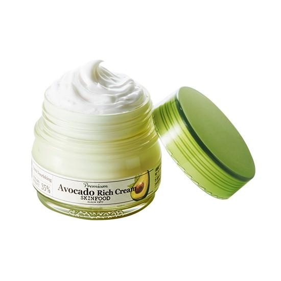 Kem Dưỡng Da Chiết Xuất Bơ Skinfood Premium Avocado Rich Cream