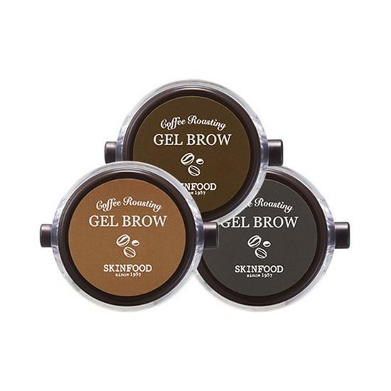 Gel Kẻ Mày Chiết Xuất Từ Cà Phê Skinfood Coffee Roasting Gel Brow