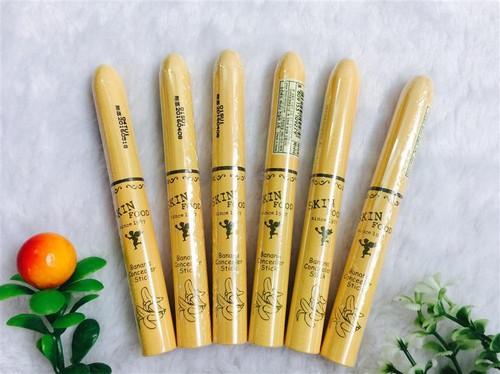 Che Khuyết Điểm Đa Năng Dạng Thỏi SkinFood Banana Concealer Stick