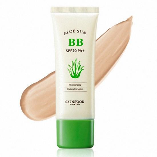 Kem BB Cream Chiết Xuất Lô Hội Skinfood Aloe Sun BB Cream SPF20 PA+