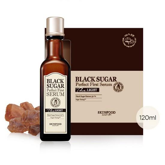 Tinh Chất Dưỡng Da Chiết Xuất Đường Đen Black Sugar Perfect First Serum Light 120ml