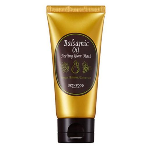 [BIG SALES] Mặt Nạ Làm Sáng Da Skinfood Balsamic Oil Peeling Glow Mask - Dùng Thử