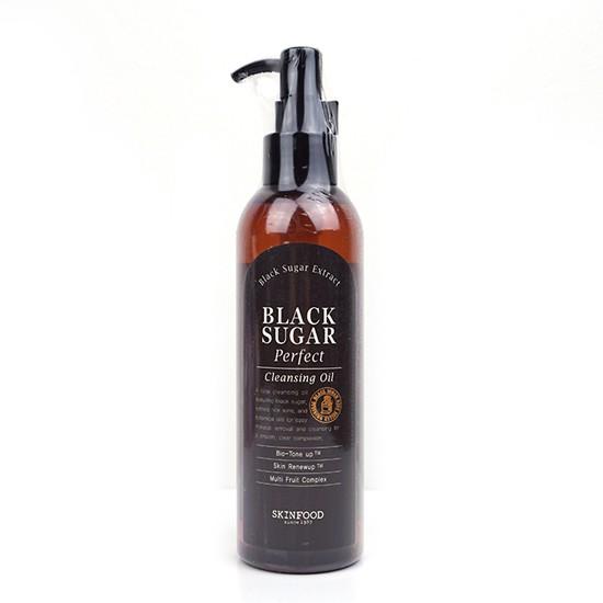 Dầu Tẩy Trang Chiết Xuất Đường Đen Skinfood Black Sugar Perfect Cleansing Oil 200ml