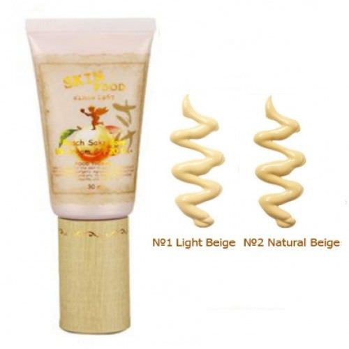 Kem BB SkinFood Peach Sake Pore BB Cream SPF20 PA+ 30ml